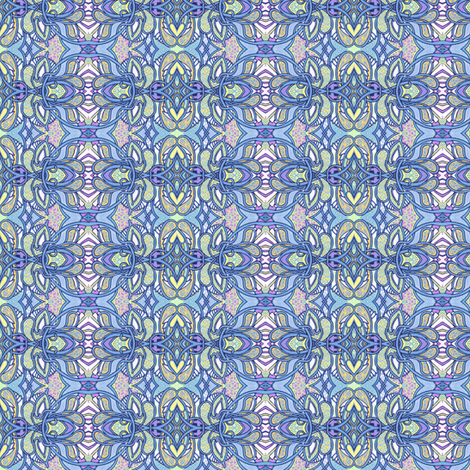 Quick, Get the Fly Swatter fabric by edsel2084 on Spoonflower - custom fabric