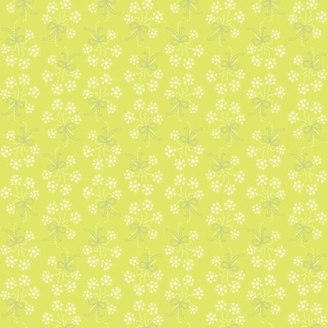 SeaFireworks Sea Bouquet fabric by designmagi on Spoonflower - custom fabric