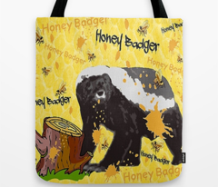 HONEY BADGER SNACK