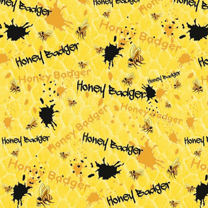 HONEY BADGER SPLATTER