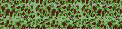 WWII USMC Marine and Army Camouflage at 75%