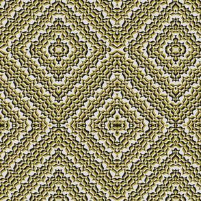Static lines mustard