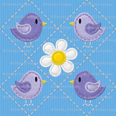 Hello Stitchy Birdy v2.1