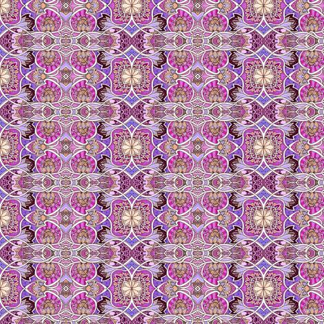 Paisley Fields Nouveau fabric by edsel2084 on Spoonflower - custom fabric