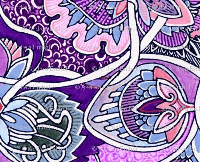 Lavender Garden of Lassos