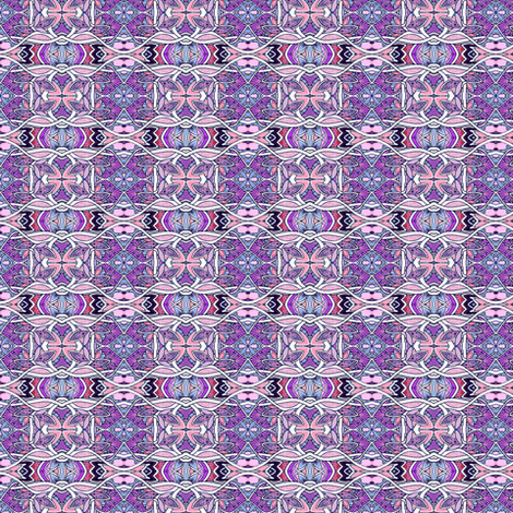 Under, Over, Undersquares fabric by edsel2084 on Spoonflower - custom fabric