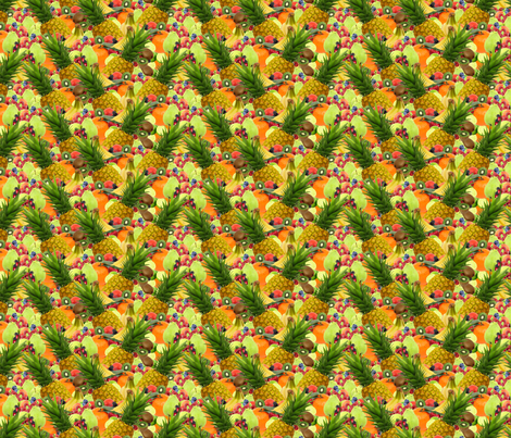 Tootie Frootie fabric by glanoramay on Spoonflower - custom fabric