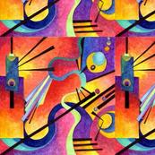 Kandinsky Inspired