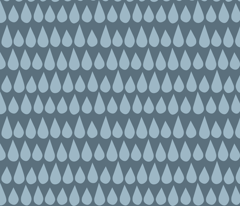 tears_dusk2 fabric by theboerwar on Spoonflower - custom fabric