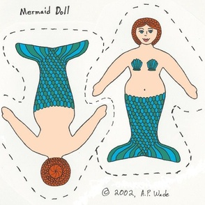 Mermaid w...