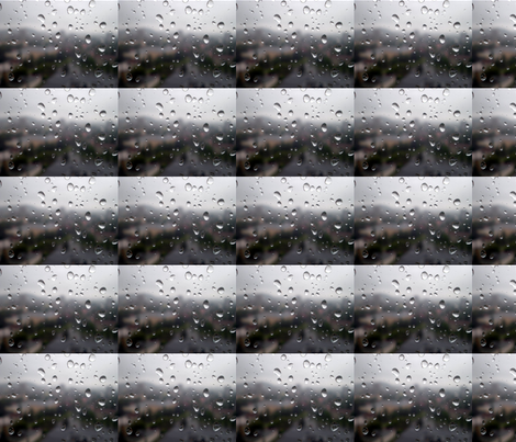 rain fabric by emily_littlemess on Spoonflower - custom fabric