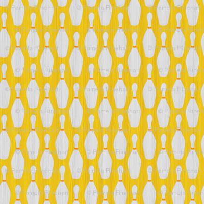 mustard_and_gray_bowling_pins