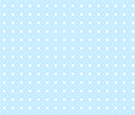 windmill-blue fabric by glimmericks on Spoonflower - custom fabric