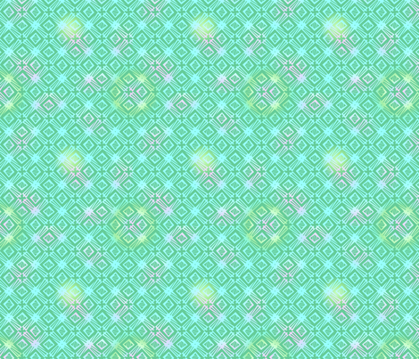 windmill_-_waterlilly fabric by glimmericks on Spoonflower - custom fabric