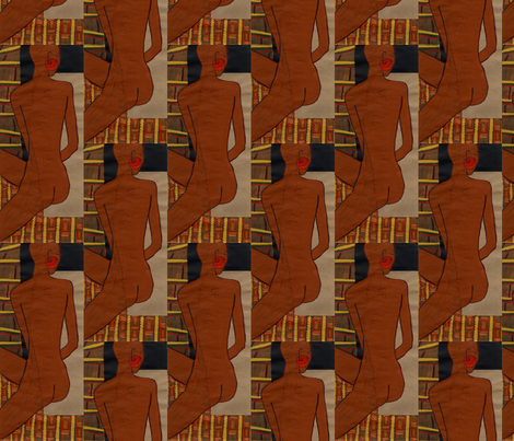 Africa_3 fabric by marina_popska on Spoonflower - custom fabric