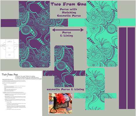 Reagan's Choice fabric by thats_artrageous on Spoonflower - custom fabric
