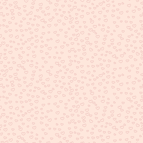 hearts_cream fabric by owls on Spoonflower - custom fabric