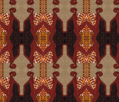 Africa_5 fabric by marina_popska on Spoonflower - custom fabric