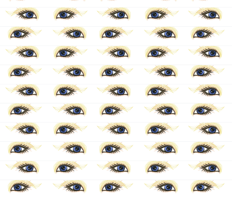 the_eyes_of_web2 fabric by vinkeli on Spoonflower - custom fabric