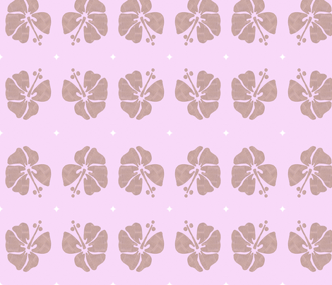 19602hawaiinsmaller fabric by kali_d on Spoonflower - custom fabric