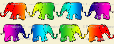 rainbow_elephant_parade