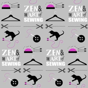 Zen & the Art of Sewing