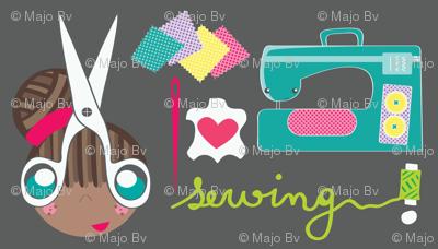I Love Sewing!