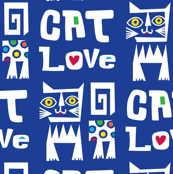 Cat Love -  Tribal