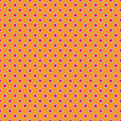 orange cherry fizz fabric by keweenawchris on Spoonflower - custom fabric