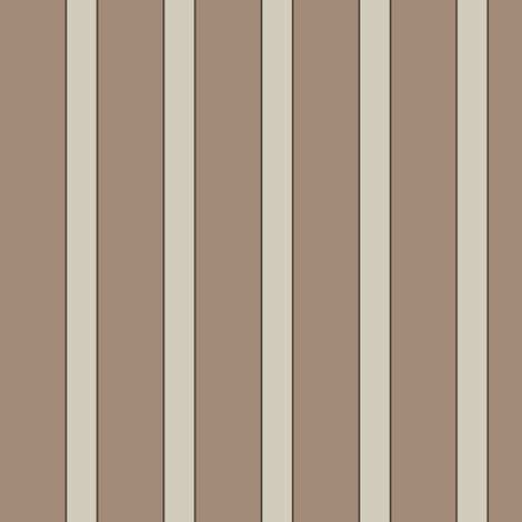 pinstripes_brown fabric by klucas on Spoonflower - custom fabric