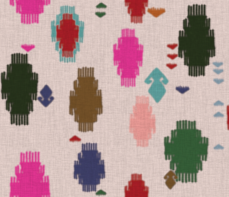 Dhurrie fabric by domesticate on Spoonflower - custom fabric