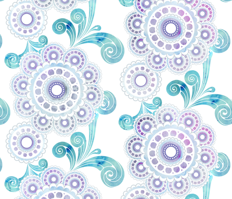FINALSWATCH fabric by caramae on Spoonflower - custom fabric