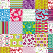 Funky Quilt Patchwork