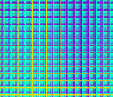 Lagon d'Ecosse fabric by manureva on Spoonflower - custom fabric