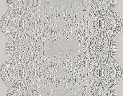 Embossed Lace
