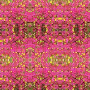 Pink flowering bush