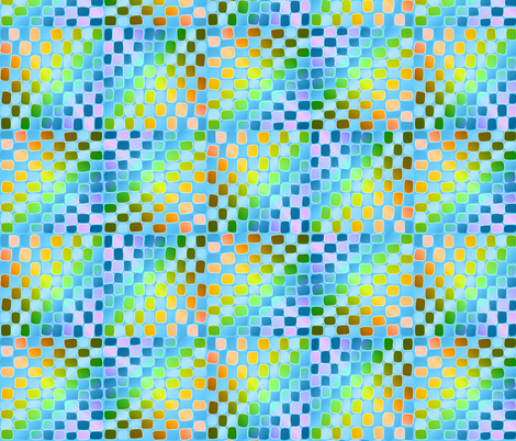 water_check_2 fabric by glimmericks on Spoonflower - custom fabric
