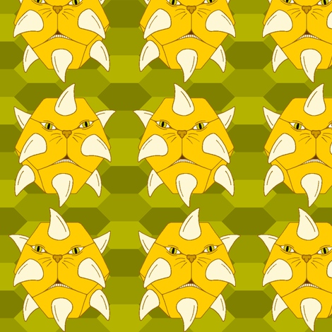 dodecahelion fabric by sef on Spoonflower - custom fabric