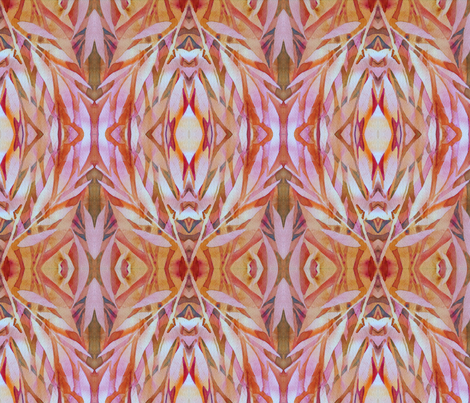 Hazy WIllow fabric by prettyhaus on Spoonflower - custom fabric