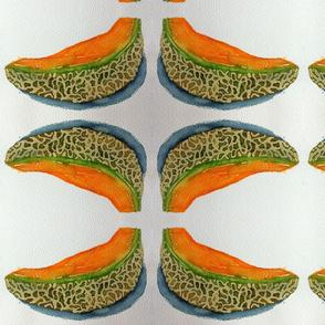 Cantaloupe Geometric