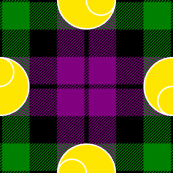 tartan - seasonal - tennis