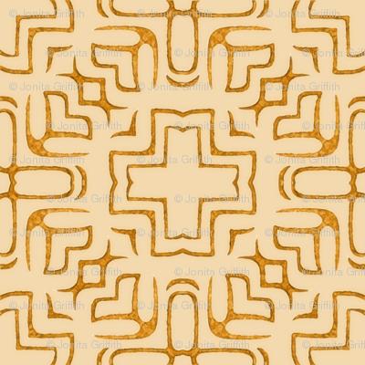 desert crosses