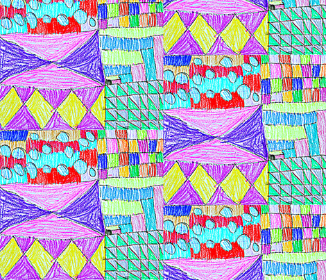 craig's_art fabric by hillarywhite on Spoonflower - custom fabric