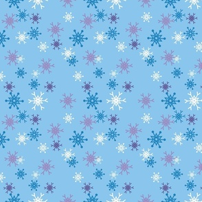 Snowflakes_on_Chilly Blue