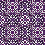 purple knots