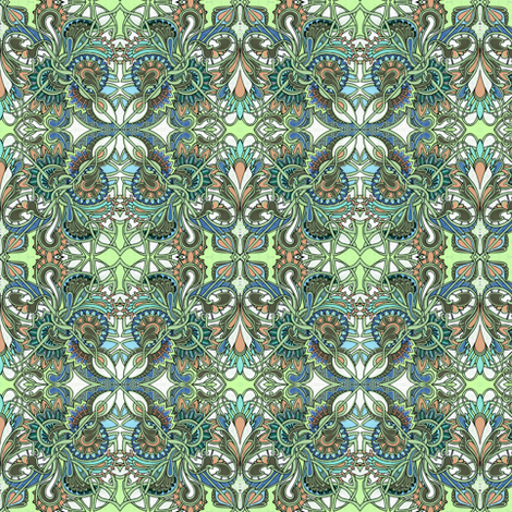 De Vine fabric by edsel2084 on Spoonflower - custom fabric