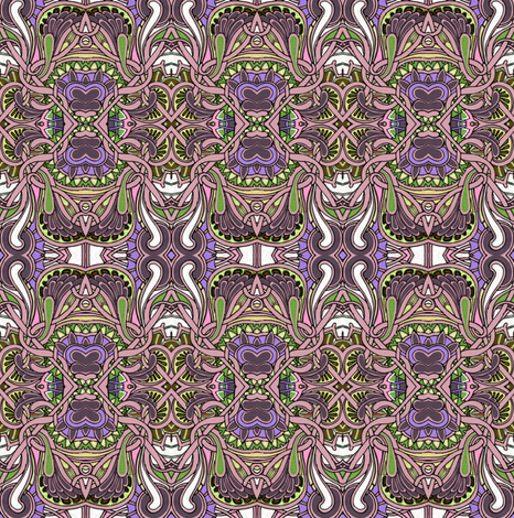 Flock of Wings fabric by edsel2084 on Spoonflower - custom fabric