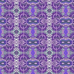 Lavender Paisley Tango