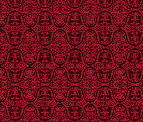 Ostragotha fabric by siya on Spoonflower - custom fabric