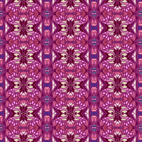 For Love of Raspberry fabric by edsel2084 on Spoonflower - custom fabric